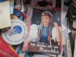 Illustrierte Film Buhne Ich Denke Oft An Piroschka - Cinema Advertisement