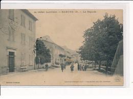SAHUNE : La Bégude - Très Bon état - Altri Comuni