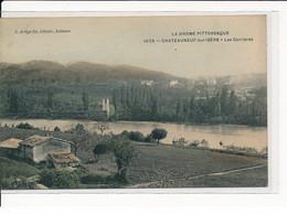 CHATEAUNEUF-sur-ISERE : Les Carrières - Très Bon état - Altri Comuni