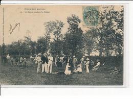 VERNEUIL-sur-AVRE ? : Ecole Des Roches, Le Repos Pendant Le Cricket - Très Bon état - Verneuil-sur-Avre
