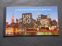 NATIONS UNIES  Office De GENEVE   -  CARNETS  N° C 293   Année 1995  NEUFS  XX  ( Voir Photo ) - Markenheftchen