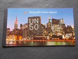 NATIONS UNIES  VIENNE      -  CARNETS  N°  C 210   Année 1995  NEUFS  XX  ( Voir Photo ) - Markenheftchen
