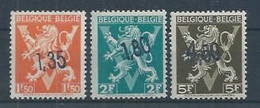 724 DD EE FF **       Cote 46.50 - 1946 -10%