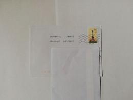 Phare De Corduan 3201 - Storia Postale