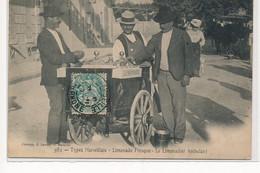 MARSEILLE : Type Marseillais, Limonado Fresquo, Le Limonadier Ambulant - Tres Bon Etat - Other
