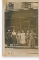 PARIS : F. Sauer, Boulanger 39 Rue Chapon 3e Buttin 1923-1928 - Etat - Autres
