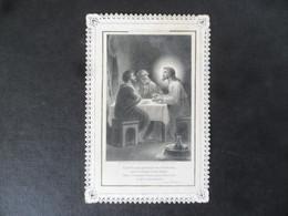 (Religion - Image Pieuse - Ch. Letaille - Boumard & Fils)  -  Mystère De L'Incrédulité (Pl. 837)............voir Scans - Religione & Esoterismo