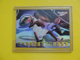 Carte Basket Basketball Relief Allen IVERSON 1997 - Altri