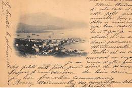 AJACCIO : La Rade, 1899 - Etat - Ajaccio