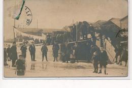 EINVILLE : Bateau Bloqué Par Les Glaces - Etat (timbre) - Other Municipalities