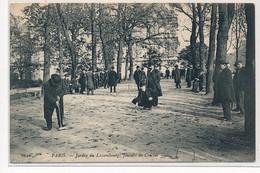 PARIS : Jardin Du Luxembourg, Joueur De Cricket - Tres Bon Etat - Other
