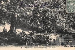 VALLIERES : Le Pont De Lafarge, La Banise - Tres Bon Etat - Other Municipalities