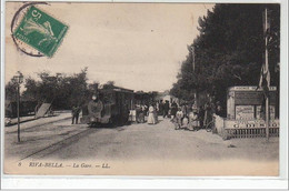 RIVA BELLA : La Gare - Très Bon état - Riva Bella