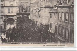 BESANCON : L'inventaire à St-Jean 12 Février 1906 - Très Bon état - Besancon