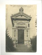 35 Saint Sulpice Des Landes Tombeau De La Famille Récipon Dans Le Cimetière édit. Lacroix N° 1292 - Sonstige Gemeinden