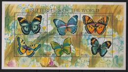 Grenadines - 1997 - N°Yv. 2212 à 2217 - Papillons / Butterflies - Neuf Luxe ** / MNH / Postfrisch - Schmetterlinge