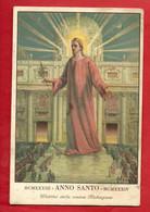 PS54 --- ANTICA CARTOLINA NON VIAGGIATA 1934 -- ( ANNO SANTO ) ---- - Santini