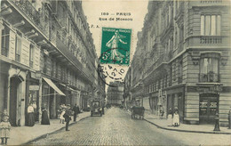 PARIS -  Rue De Moscou. - District 08