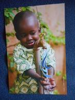 """CP - UNICEF """"Mouillons-nous"""" (petit  Garçon Et Robinet) - Other"""