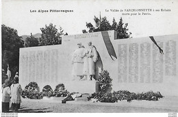Barcelonette. Le Monument Aux Enfants De Barcelonette Morts Pour La Patrie. - Barcelonnette