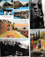 N 44  Lot 100 CPSM Différentes D Italie - 100 - 499 Cartoline