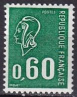 FRANCE -60 C. Béquet Sans Phospore TTB - Abarten: 1960-69 Ungebraucht