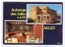 VAR - Auberge Des SALLES En 2 Vues - Ristoranti
