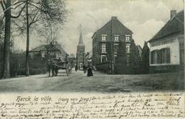 Herck La Ville - Route Vers Diest - 1902 - Herk-de-Stad