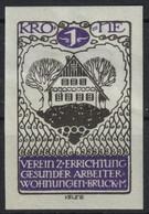 Tree House AUSTRIA Bruck An Der Mur Association Building Healthy Workers Apartment - Cinderella Label Vignette - Nuevos