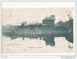 08 CHARLEVILLE LES BAINS CPA 1903 BON ETAT - Charleville