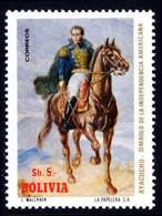 Bolivia 1974 Battle Of Ayacucho Unmounted Mint. - Bolivia
