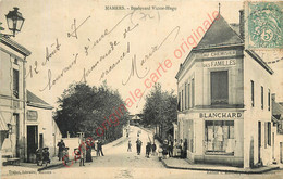 72.  MAMERS .  Boulevard Victor Hugo . - Mamers
