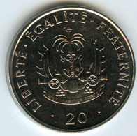 Haîti 20 Centimes 1995 UNC KM 152a - Haiti