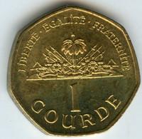 Haîti 1 Gourde 2003 KM 155 - Haiti
