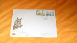 ENVELOPPE FDC DE 1999.../ PARKS AND NATURE RESERVES IRLANDE..CACHET + TIMBRES X2 EIRE EUROPA.. - Portomarken