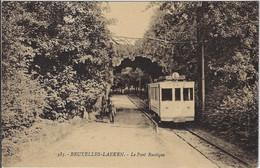 Bruxelles Brussel Laeken Laken Le Pont Rustique Tram - Avenues, Boulevards