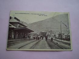 Intérieur Gare De Bardonecchia, Italie, Interno Della Stazione Con Neve - Stations - Zonder Treinen