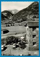 ANDORRA ANDORRE  Hostal  Hôtel POBLADO à Arinsal  édition APA  2 Scan - Andorre