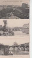 75 PARIS  -  LOT DE 50 CARTES  -  Qqes Ex En Scan  - - 5 - 99 Karten
