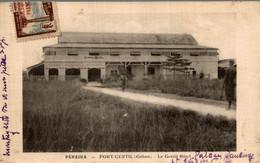 PEREIRA PORT GENTIL LE GNETIL HOTEL - Gabon