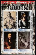 Côte D'Ivoire - NON OFFICIEL - Bloc**timbres (2003) Peintures : A.Dürer - Sonstige