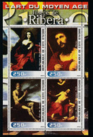 Côte D'Ivoire - NON OFFICIEL - Bloc**timbres (2003) Peintures : Ribera - Sonstige