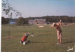 Postcard Golf De St Malo Le Tronchet  My Ref B24804MD - Saint Malo
