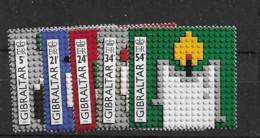 1996 MNH Gibraltar 778-82 - Gibraltar