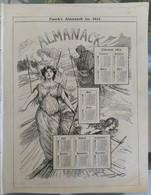 Punch, Or The London Charivari Vol CXLVI. PUNCH'S ALMANACK FOR 1914. Magazine - Non Classificati