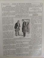 Punch, Or The London Charivari Vol CXLVI - FEBRUARY 4, 1914 -  Magazine  20 Pages - Non Classificati