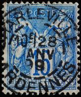 -Sage N°101. Type II  Ob  ( CAD ) CHARLEVILLE 1899. - 1876-1898 Sage (Type II)