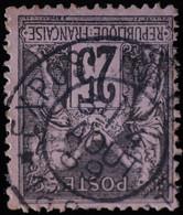 -Sage N°97. Type II  Ob  ( CAD ) EXPOSITION 1889. - 1876-1898 Sage (Type II)