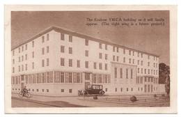 Postcard Poland Krakow YMCA Building Artist's Impression Of New Design Mid 1920s Unposted - Poland