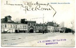 Toulouse = Place De La Patte D'oie   2370 - Toulouse
